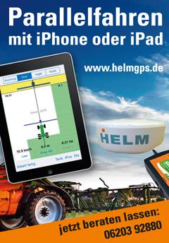 HELM-Software - Schlagkartei
