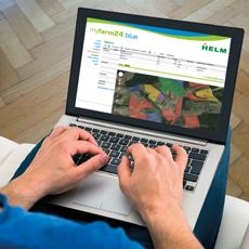 HELM-Software | Myfarm24 Schlagkartei