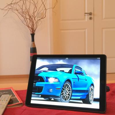 HELM-Software | iPad Pro: Das Männerteil