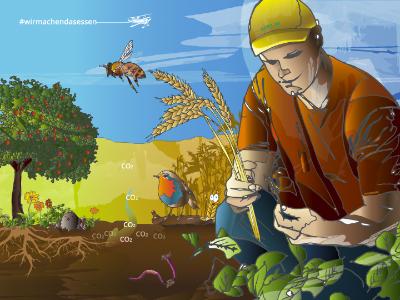 Landwirtschaft ist eine Kunst